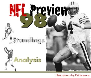 NFL Preview 1998